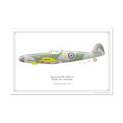 Bf 109G-14 Captured RAF
