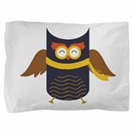 Awesome Owl Pillow Sham