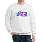 Tv Time Machine Sweatshirt