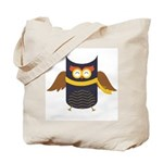 Awesome Owl Tote Bag