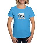 NEW!! Baby Elephant Women's Dark T-Shirt
