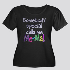 SOMEBODY SPECIAL CALLS ME ME-MA! Women's Plus Size