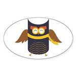 Awesome Owl Sticker
