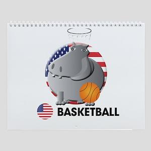 basket ball Wall Calendar