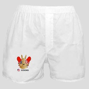 boxing Boxer Shorts