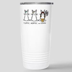 Flopsy/Mopsy/Conan Stainless Steel Travel Mug