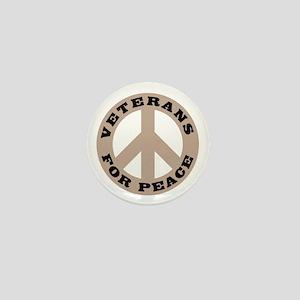 Veterans For Peace Mini Button