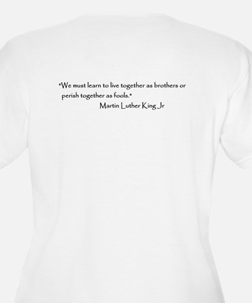Cute Martin luther king T-Shirt