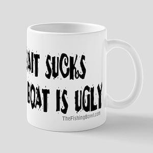 Bad Attitude Fishing Mug