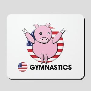 gymnastics Mousepad