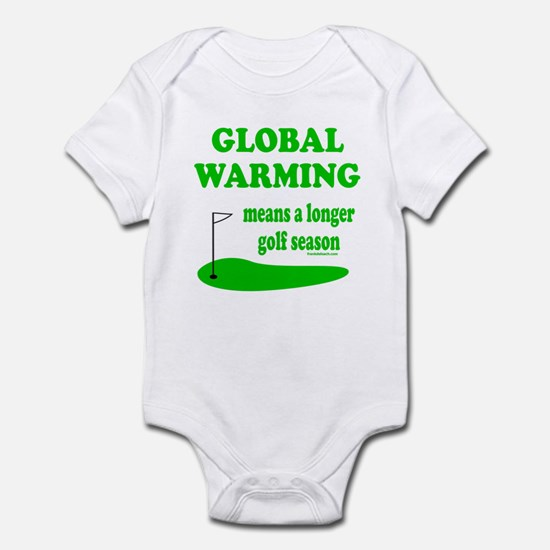 GOLFING Infant Bodysuit