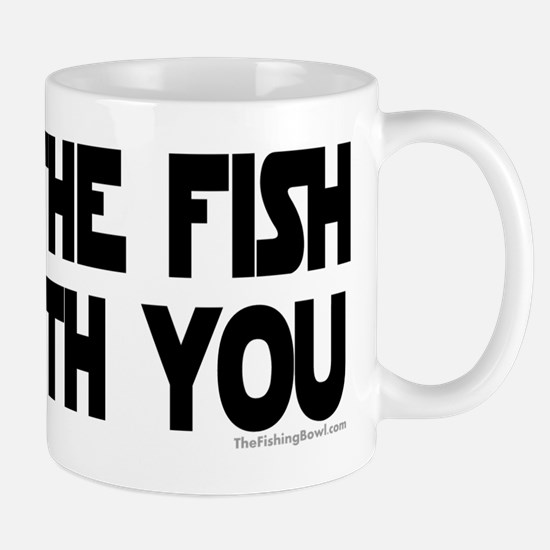 Fish Force Mug