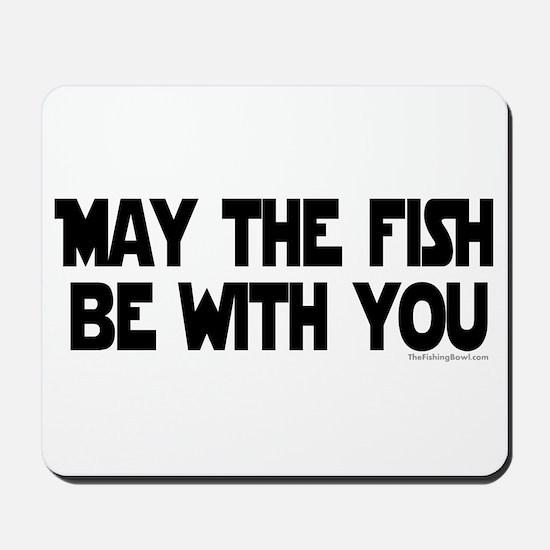 Fish Force Mousepad