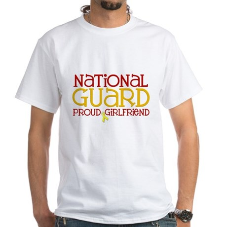 NG Proud GF White T-Shirt