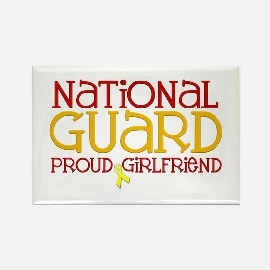 NG Proud GF Rectangle Magnet