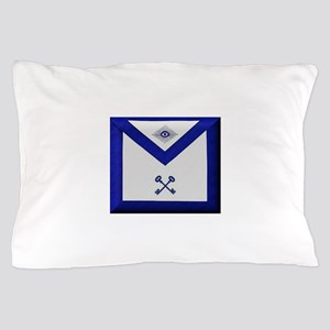 Masonic Treasurer Apron Pillow Case