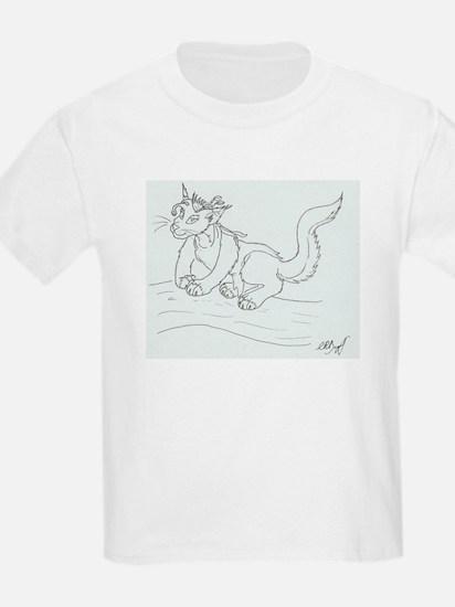 Aysla a Cat'Kin Kids T-Shirt