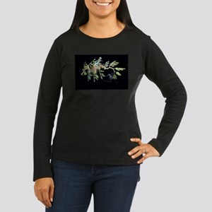 Sea Dragons by Karen Women's Long Sleeve Dark T-Sh