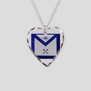 Masonic Treasurer Apron Necklace