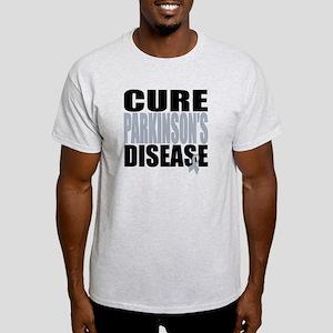 Cure Parkinson's Disease Light T-Shirt