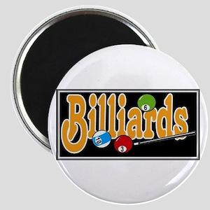 Billiards Magnet