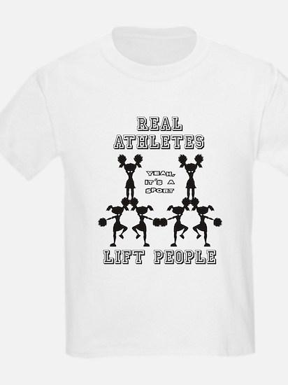 Athletes - Cheer T-Shirt