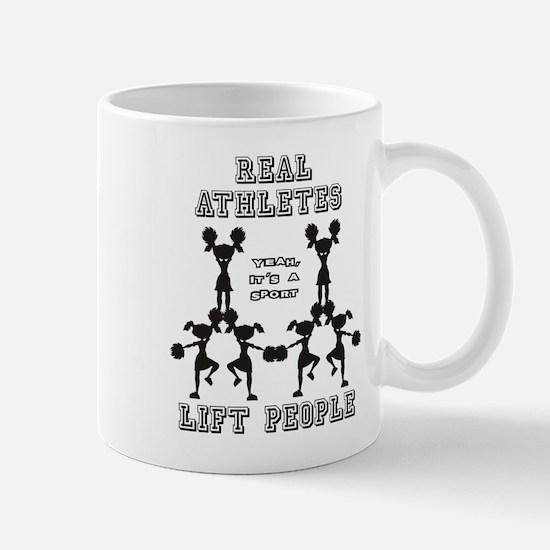 Athletes - Cheer Mug