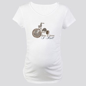 This is How I Roll Maternity T-Shirt