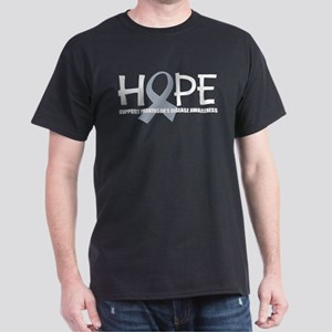 Breast Cancer Hope Dark T-Shirt