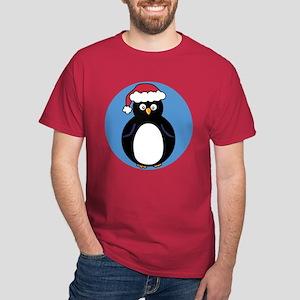 Happy Penguin Dark T-Shirt