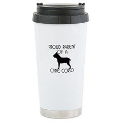 Proud Parent... Stainless Steel Travel Mug