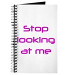 Stop Looking Journal