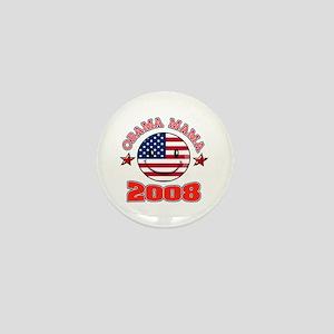 Obama Mama 2008 Mini Button