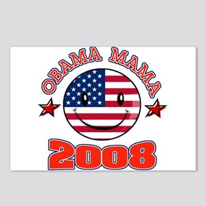 Obama Mama 2008 Postcards (Package of 8)