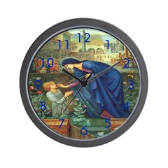 The Prioress Wall Clock