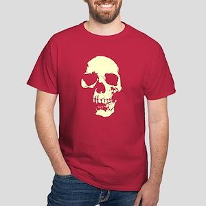 Vintage Skull #1 Dark T-Shirt