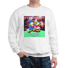 Garfield History Sweatshirt