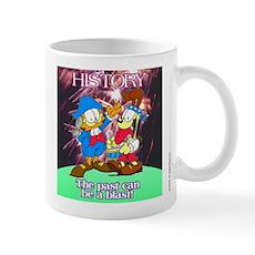 Garfield History Mug