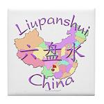 Liupanshui China Tile Coaster