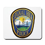 Signal Hill Police Mousepad
