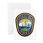 Signal Hill Police Greeting Cards (Pk of 20)