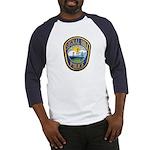 Signal Hill Police Baseball Jersey