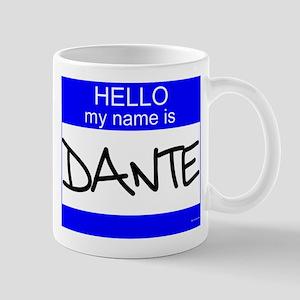 """Dante"" Mug"