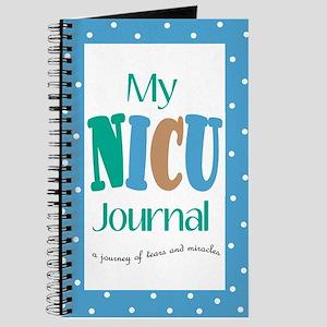 My NICU Journal Diary Miracle Baby Journal