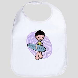 SURFER GIRL_4 Bib