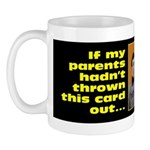 Afford to Fill Gas Tank Mug