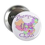 Zhenyuan China Map 2.25