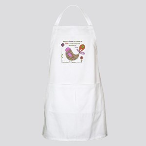 Langston Hughes Peacebird BBQ Apron