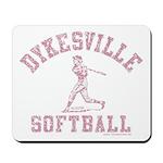 Dykesville Softball Mousepad