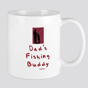 Dad's Fishing Buddy Mug